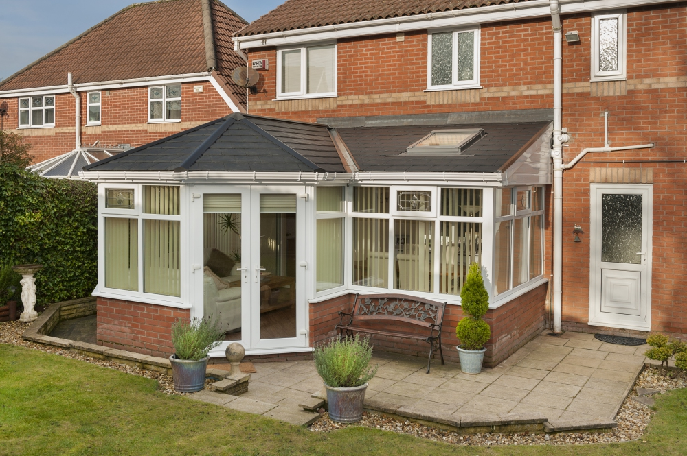 Transform your conservatory with a new tiled roof